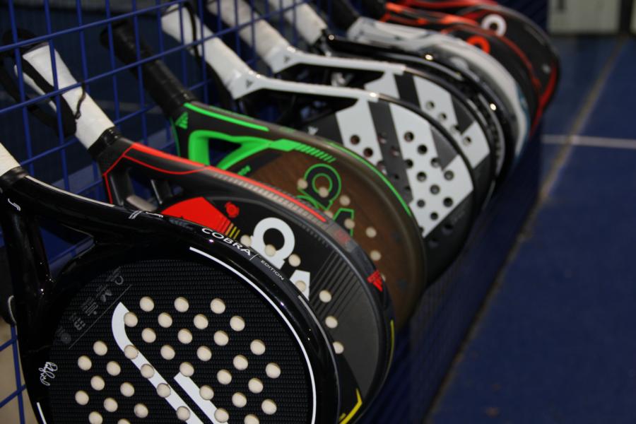 Rackets Padel Tiger Rackets